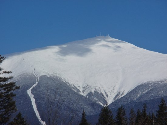 Bretton Woods, NH: Great view of Mt. Washington