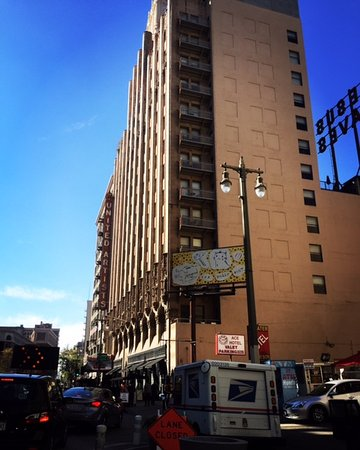 Beverly Hills, CA: The Ace Hotel in Downtown LA was built in 1927 to house United Artists Theater.