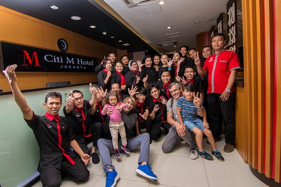 Citi M Hotel : FRIENDLY STAFF