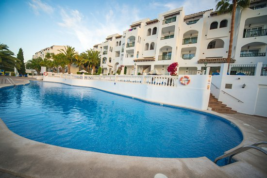 APARTHOTEL HOLIDAY CENTER Santa Ponsa Majorca Hotel Reviews