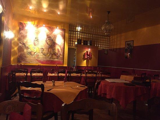 restaurant restaurant le panadura dans clermont ferrand avec cuisine indienne. Black Bedroom Furniture Sets. Home Design Ideas