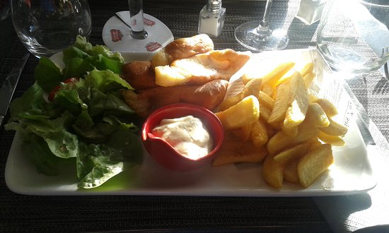 Sofish: FISH AND CHIPS