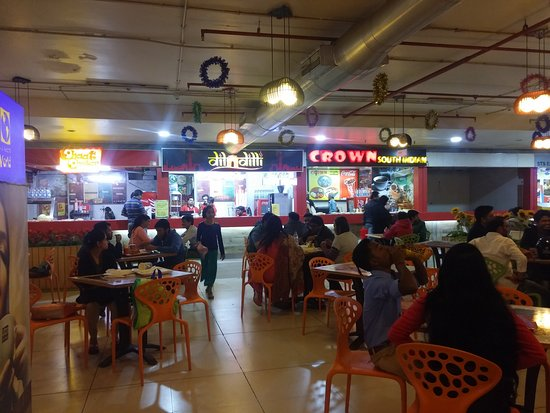 avani riverside mall another view of the food court