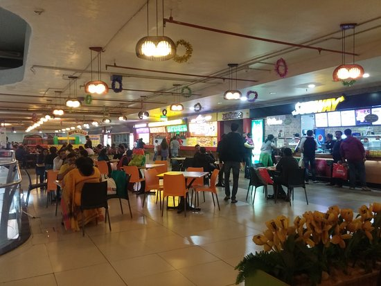 avani riverside mall another portion of the food court