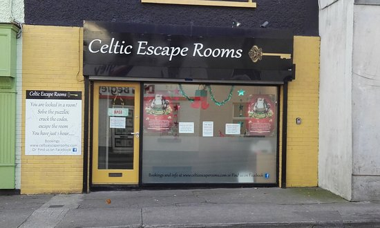 Celtic Escape Rooms