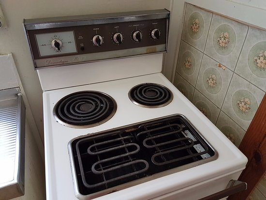 Bronte Park, Αυστραλία: the oldest electric cooker you've ever seen