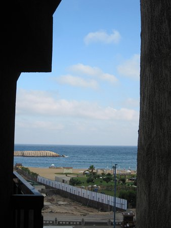 Plaza Hotel: The sea from room
