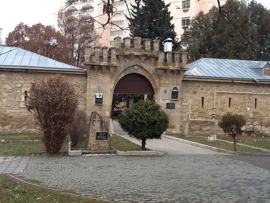 Founder Stone of Kislovodsk