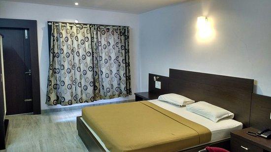 Puttur, India: Hotel room
