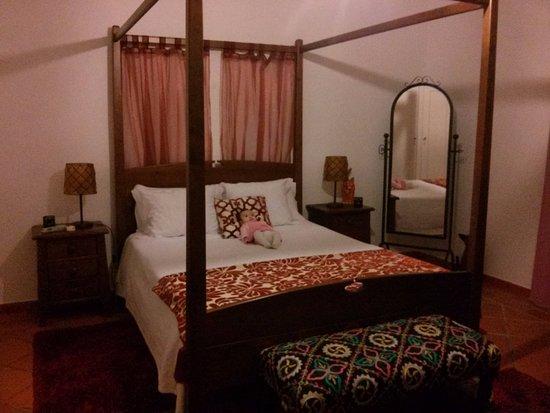 Monte Alerta: Preciosa habitación y muy confortable