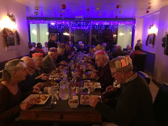 ‪‪Broad Haven‬, UK: Xmas Meal‬