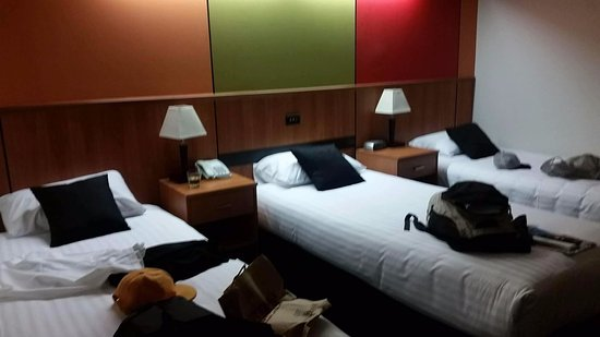 Comfort Hotel Perth City: Our room