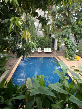 Villa Langka: an oasis of calm
