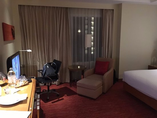 Courtyard by Marriott Bangkok: comfy and cozy