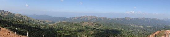 Bhagamandala, India: View from Bramhagiri Top!
