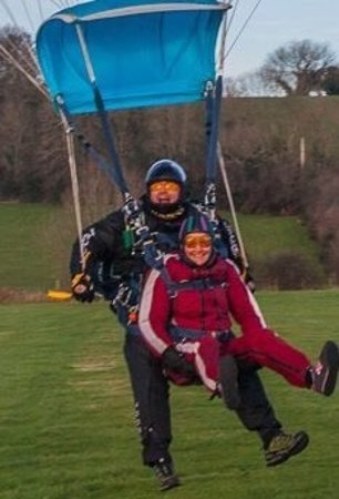 Garvagh, UK: Skydive Wild Geese