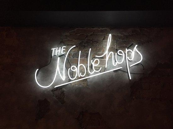 Photo of Gastropub The Noble Hops at 125 Redfern St, Sydney, Ne 2016, Australia