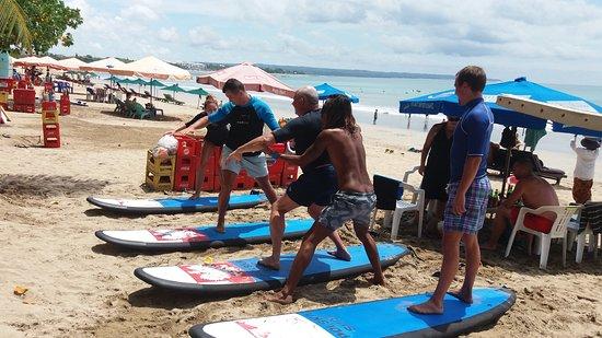 Polska Surf Squad Bali