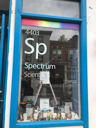‪Spectrum Scientifics‬