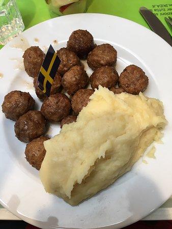 Meatball Con Purè Picture Of Ikea Milano Carugate Carugate