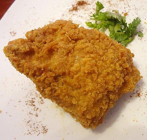 BBQ Chicken Lautoka: フライドチキン