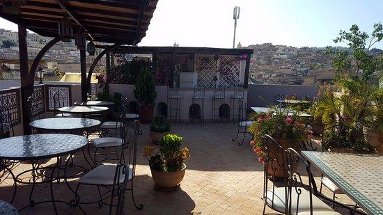 Riad Andalib : Rooftop