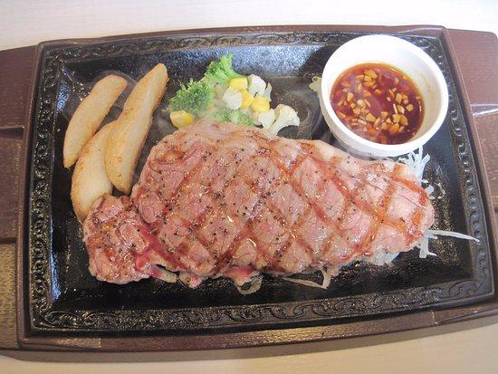 広島 ステーキ