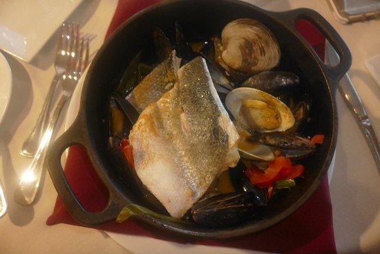 Piermont, Nova York: My bouillabaisse