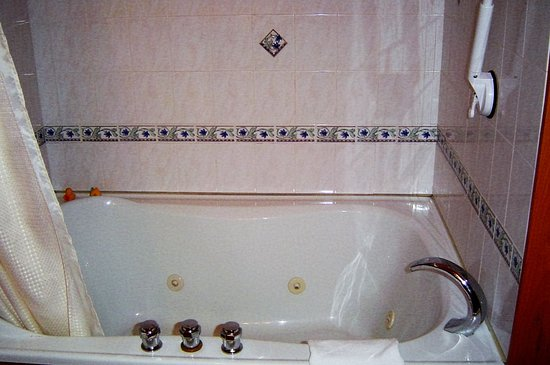 Woodstock, Nueva Hampshire: The bungalow Jetted tub.