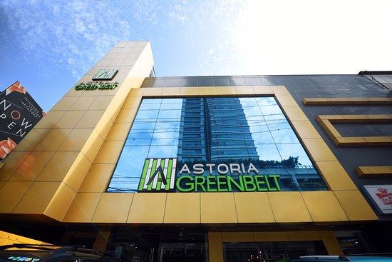Astoria Greenbelt: Hotel Exterior
