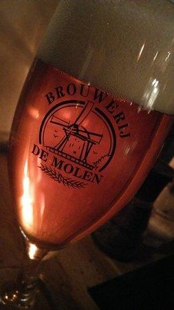 Bodegraven, เนเธอร์แลนด์: Uitstekende bieren van tap