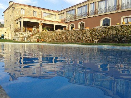 Alpendurada e Matos, Portugal: Quinta de VillaSete
