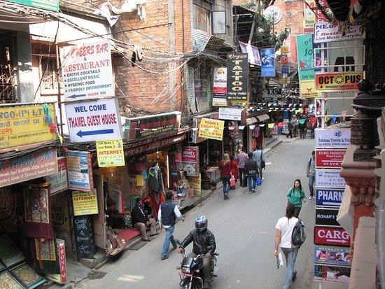 Foto de Hotel Kathmandu View