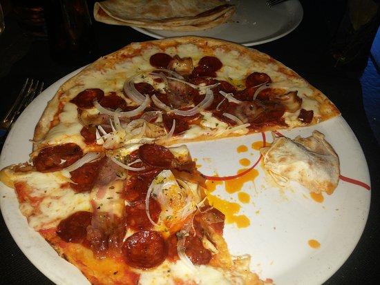 imagen Pizzeria Nou Vell en Granollers