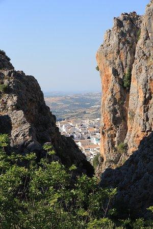 Zuheros, Spania: Aufstieg zur Cueva del Fraile (Mönchshöhe)
