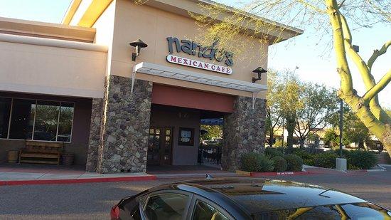 Nando's Mexican Cafe : Inviting entrance