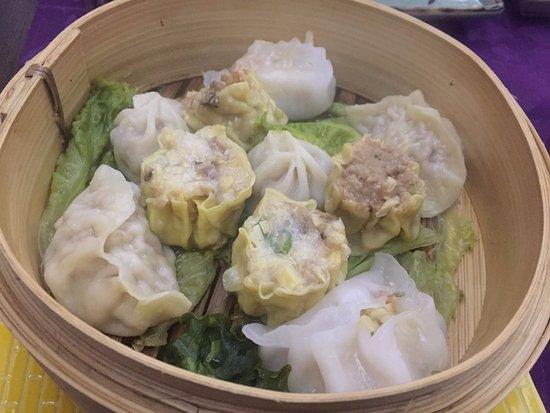 Restaurant Sushi Wan Li: Dumplings