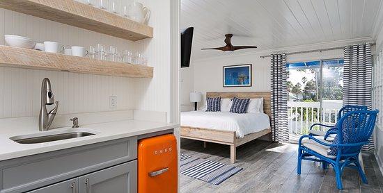 Inn on the Beach: Egret Room Dec2016