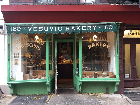 Vesuvio New York City SoHo Restaurant Reviews & s