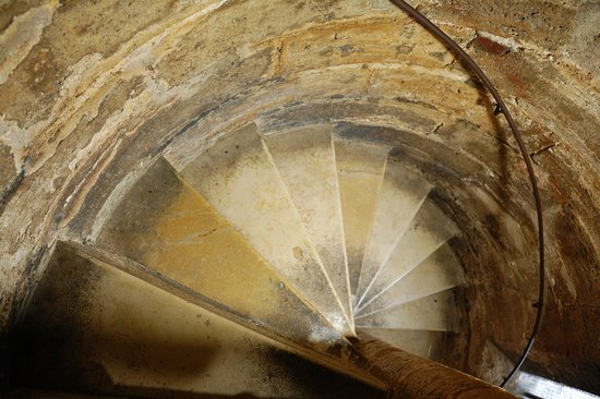 Miguelete: Winding Staircase To The Top Of The Tower