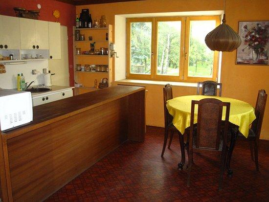 Vysocina Region, สาธารณรัฐเช็ก: Wooden room
