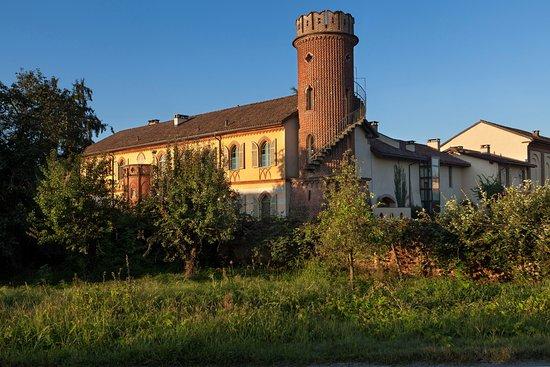 Borgo Ramezzana Country House: Esterno lato Torre
