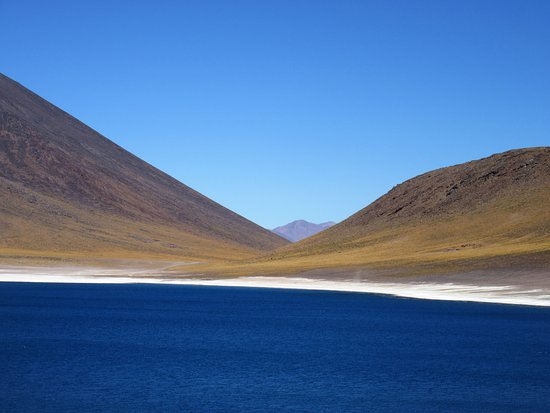 laguna minisque so peaceful picture of chile conectado 123 andes