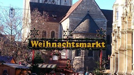 Helmstedt, Alemania: Weihnachtsmarkt
