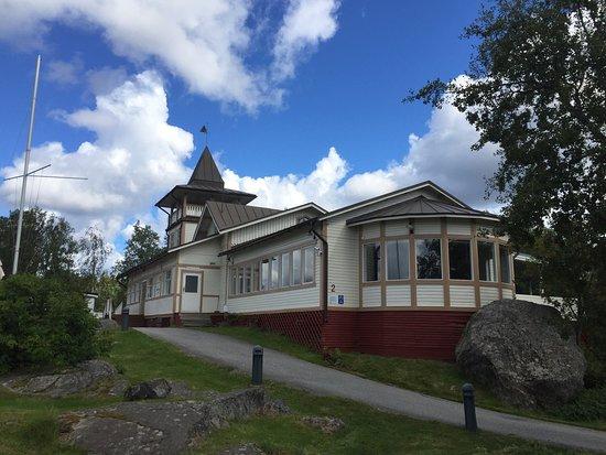 Pietarsaari, Finland: Restaurant Pavis