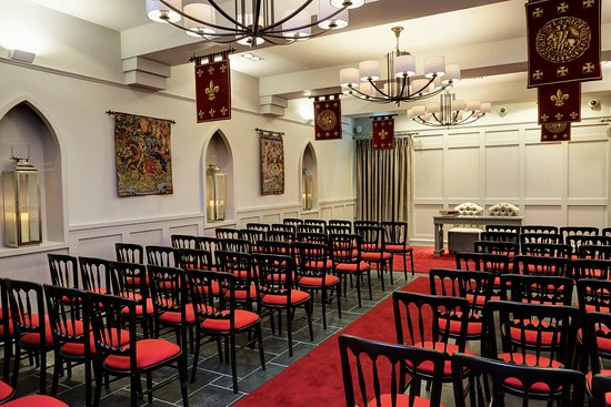 Eaglesham, UK: Our fabulous Wedding Ceremony Suite, the Earl's Hall
