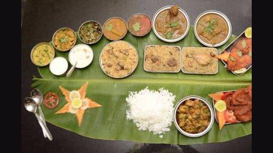 Hotel Junior Kuppanna Authentic NonVeg Kongu Style Non Veg Meals