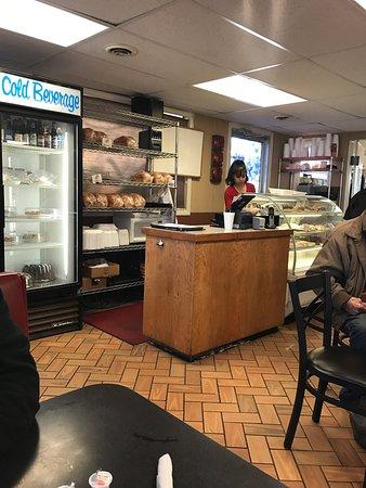 Cozy country bakery in Emmett.
