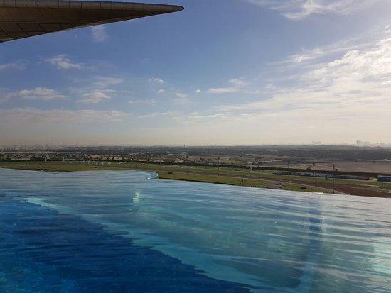 Bilde fra The Meydan Hotel
