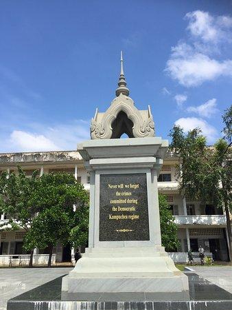 Musée du génocide de Tuol Sleng